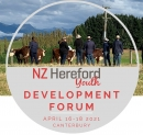 NZ Hereford Youth Development Weekend