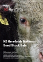 NZ Herefords National Seedstock Sale 2021